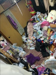 今から部屋を掃除しようと思う