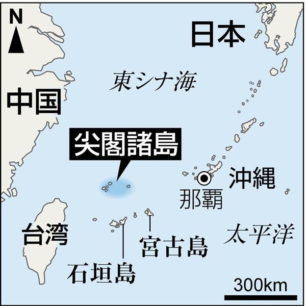 一線超えた中国軍機 尖閣、東シナ海上空の緊張高まる ネットで発表の元空将、改めて警鐘 政府関係者「前例のない接近だった」