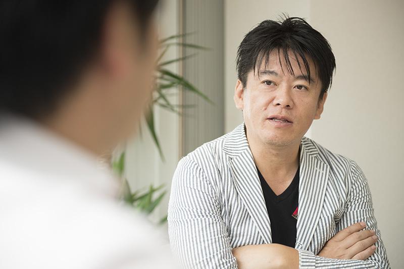 堀江貴文氏「カネはただの紙切れ。手に入れるべきは信用」