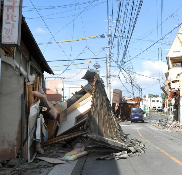 【鳥取地震】地震学者が危険性指摘 鳥取巨大地震は南海トラフの予兆か