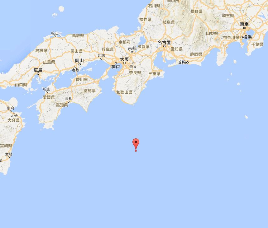 変な地震 南海トラフまもなくか