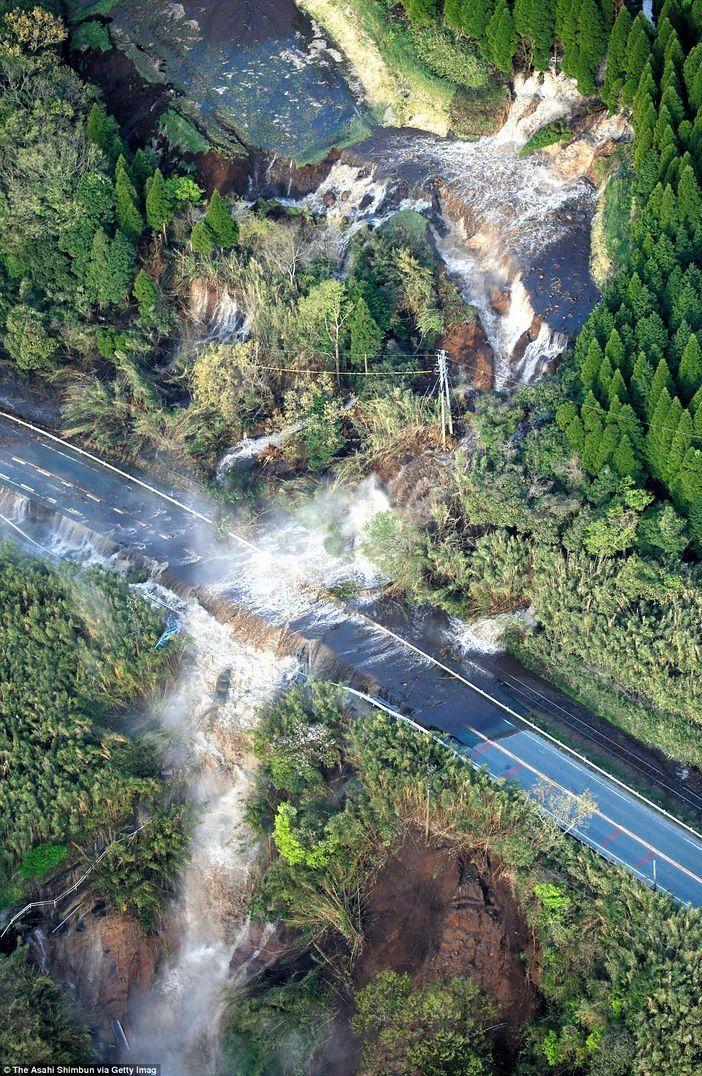 熊本地震 損傷 長陽大橋復旧