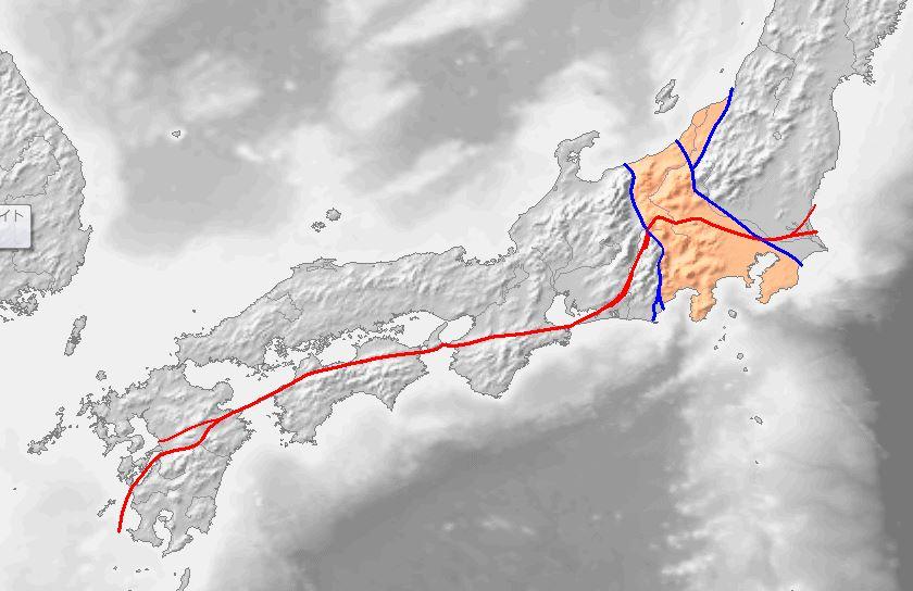 今回の熊本の連続地震は中央構造線上で起きている