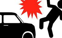 車にひかれたことある人いる?