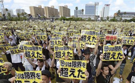 オール沖縄「県民大会」の虚実、ウソつきの片棒を担ぐメディア 米軍を追い出せば人民解放軍が沖縄を蹂躙する