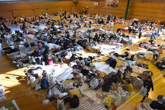 熊本・益城町、避難者の8割が住宅再建の見通し立たず