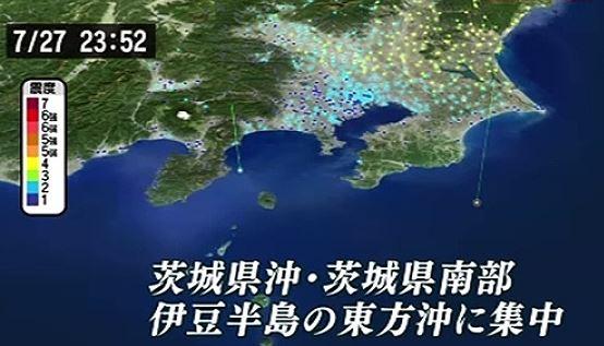 関東で相次ぐ地震首都直下との関連は都心の地下で何が起きているのか