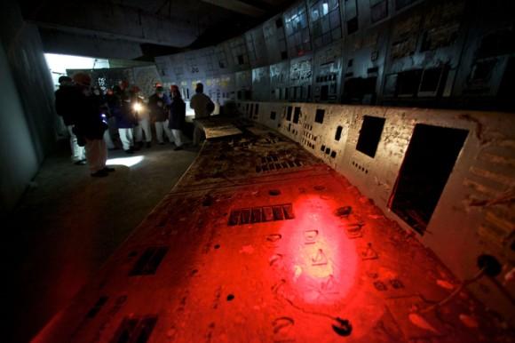 チェルノブイリで育った放射線を好む菌類、宇宙ステーションへと運ばれる