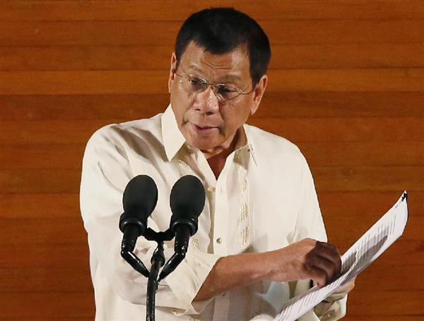 フィリピン新政権、1ヶ月で麻薬容疑者400人をその場で射殺…恐れをなした57万人が出頭