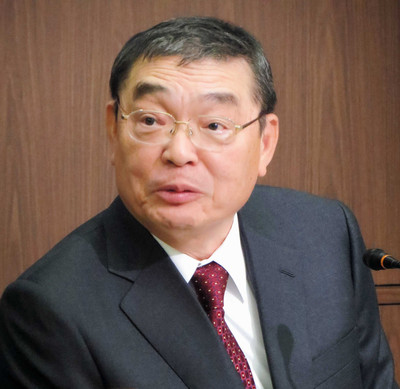 NHK会長、ワンセグ受信料は「徴収を主張していく」