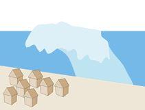 津波の危険がわかってたのに、その土地で生活しちゃうって・・・