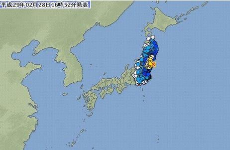 巨大地震発生の前兆
